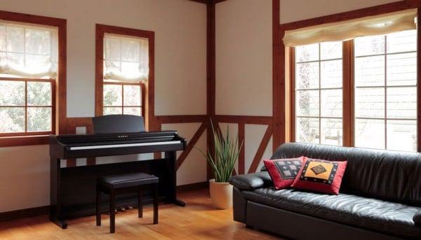 Đàn piano Kawai CN23