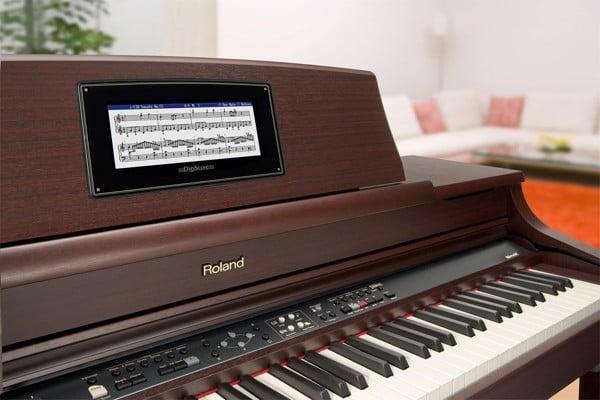 Đàn piano Roland HPi 7