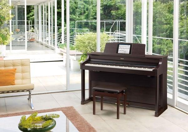 Đàn piano Roland HPi-7F