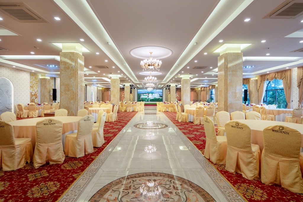Tại sao nhà hàng tiệc hội nghị Phoenix Bắc Ninh lại được ưa chuộng?