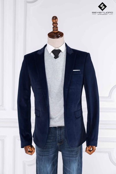 áo vest nhung