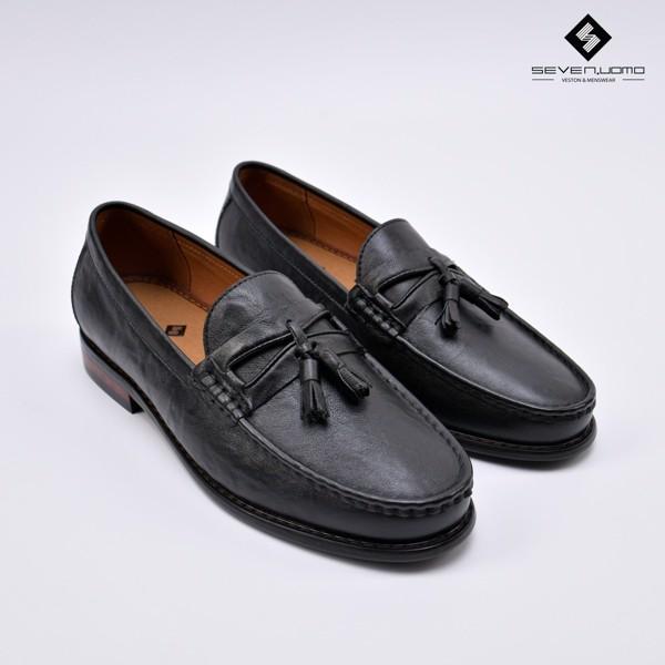 tips phối vest nam với giày da