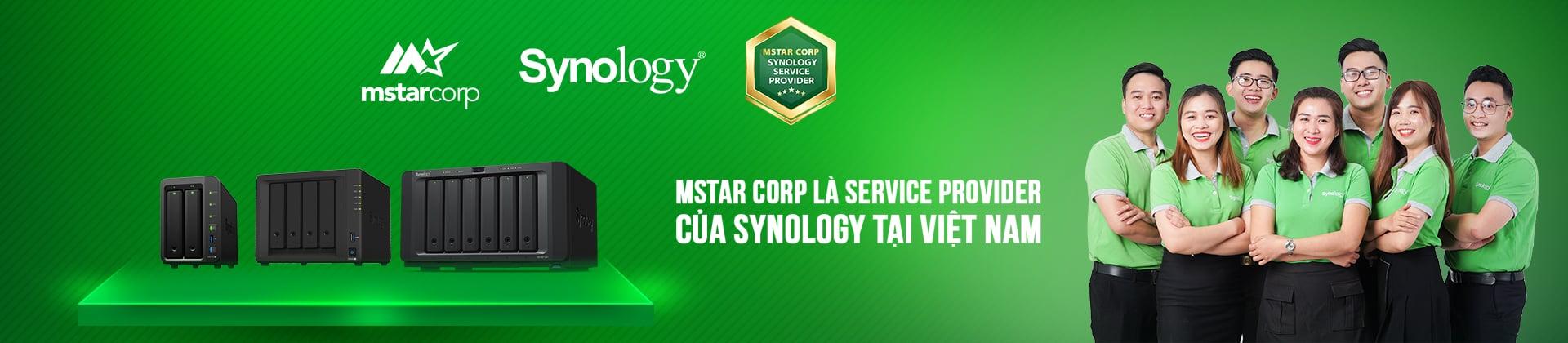 Thiết bị mở rộng NAS Synology