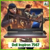 Đánh giá, review Laptop gaming Dell Inspiron 7567