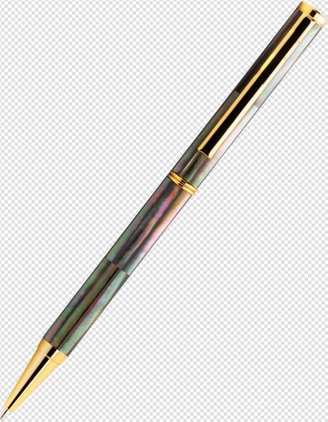 Bút-ngọc-trai-đen-Hermes