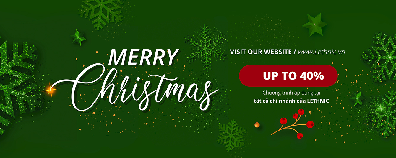 Merry Christmas Sale UP TO 40%