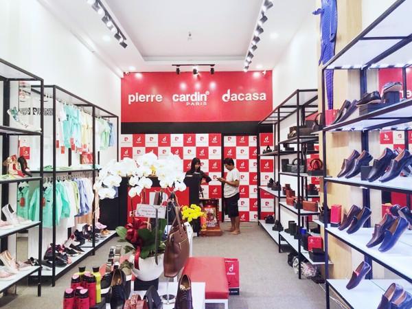Hệ thống nhượng quyền chính hãng Pierre Cardin – Dacasa