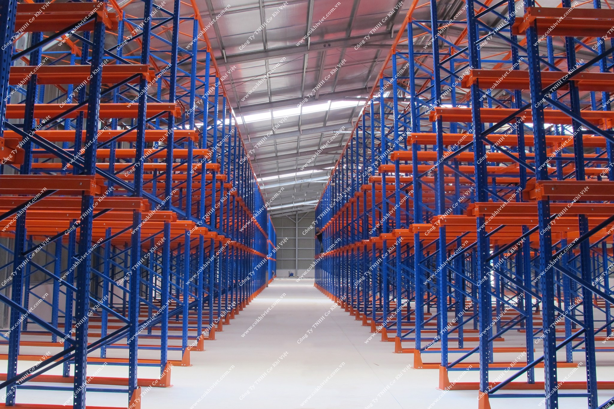 Viet Mechanical - The Best Solution For Warehouse