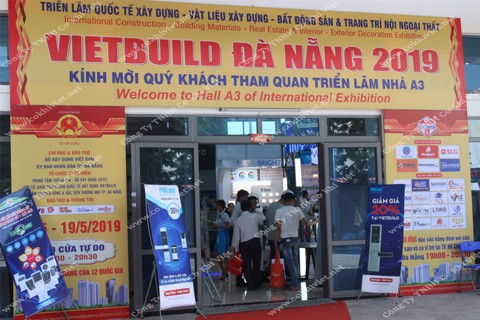 Vietbuild Danang 2019 international exhibition