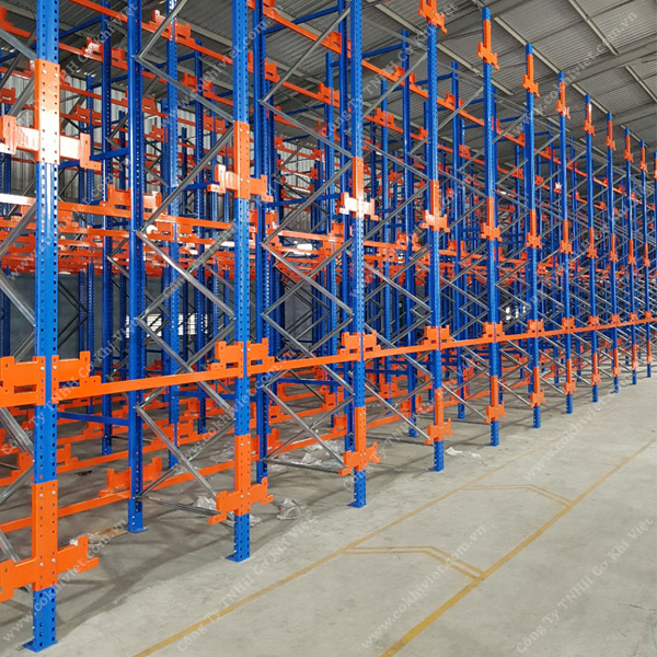 RADIO SHUTTEL RACKING SYSTEM OF LUONG QUOI COMPANY