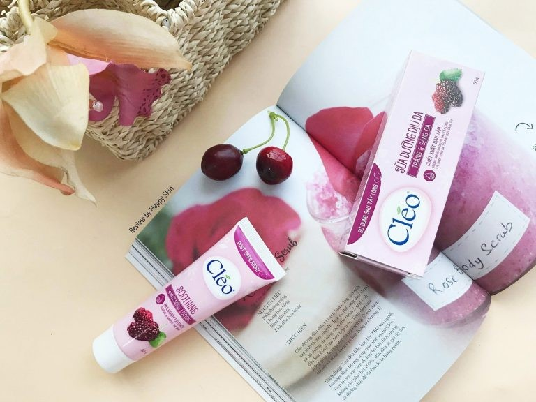Cléo Soothing Whitening Lotion