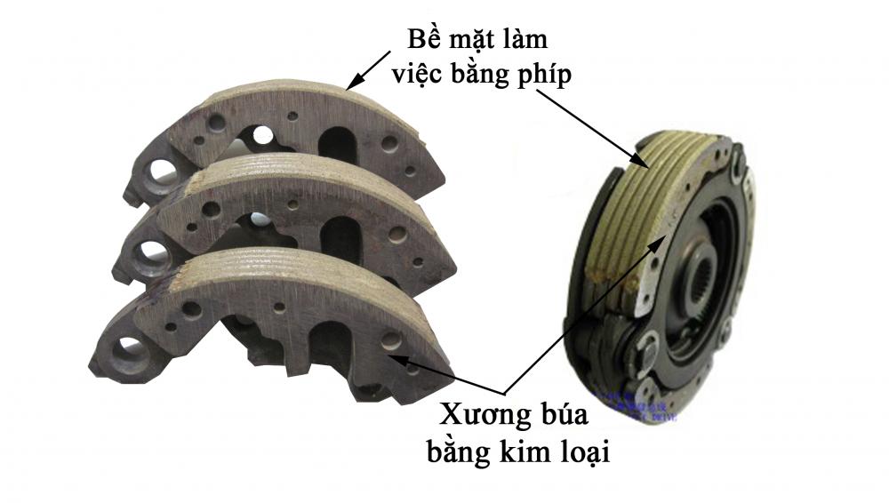 Ba búa xe máy chính hiệu Daichi Việt Nam