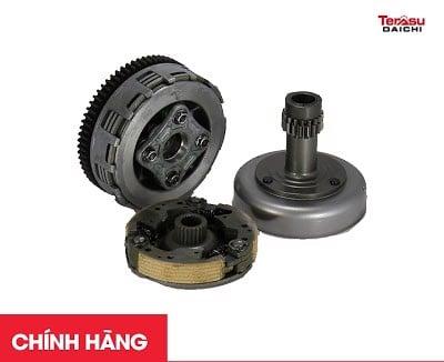 Nguyên lý hoạt động của bộ ly hợp xe ga Honda, Yamaha và cơ chế truyền động V Matic