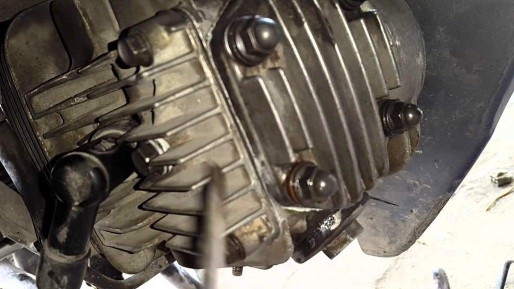 Bộ xilanh xe máy của xe Honda