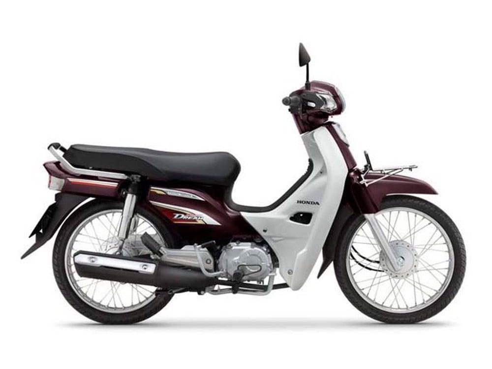 xe máy honda dream chinh hãng Honda