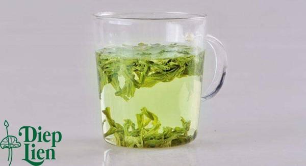 Hiệu quả và cách pha trà lá sen