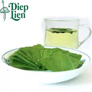 Hương vị của trà lá sen như thế nào?