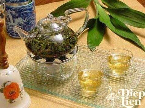 Nguyên lý giảm cân của trà lá sen là gì?