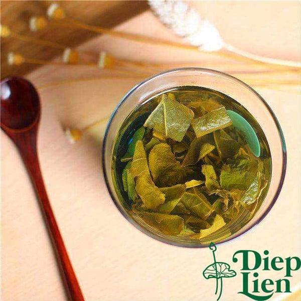 Tác dụng của trà lá sen hoa quế là gì?