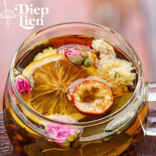 Tác dụng phụ của trà lá sen chanh là gì?