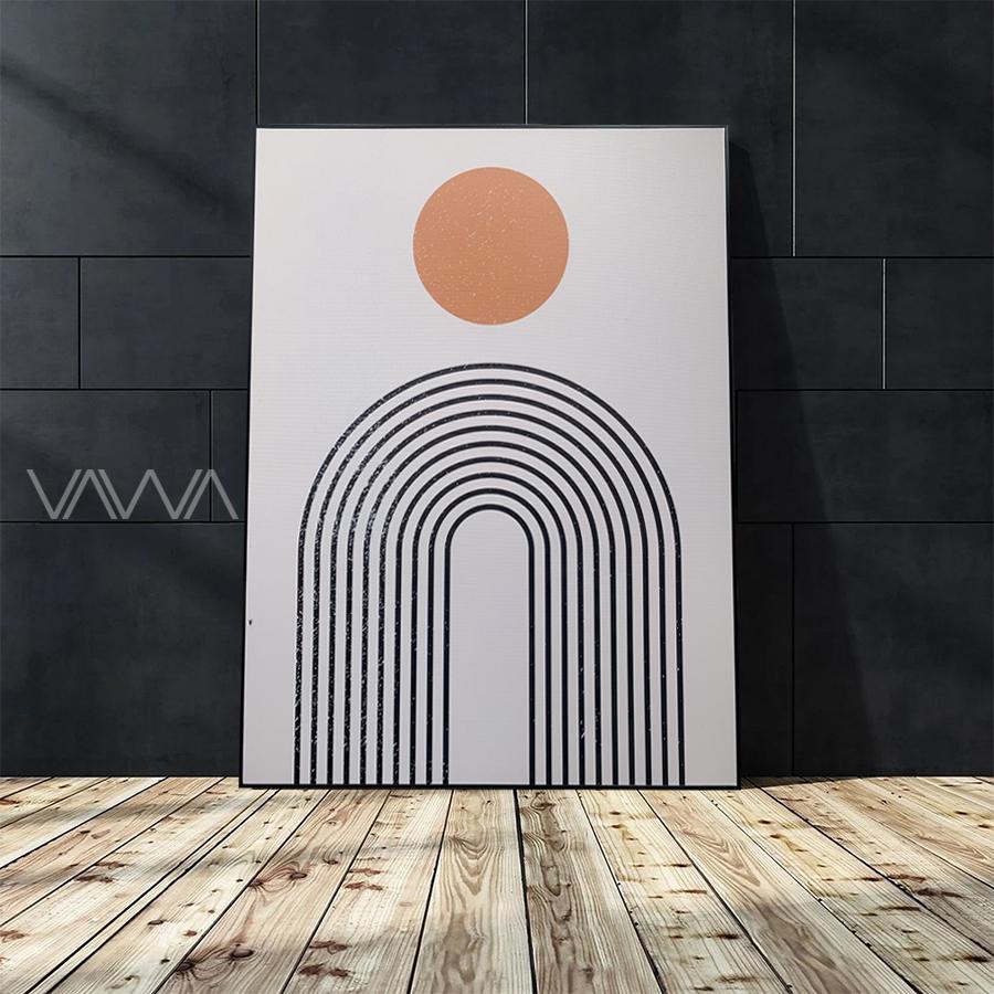 Bộ-tranh-canvas-đơn-tối-giản-minimalist