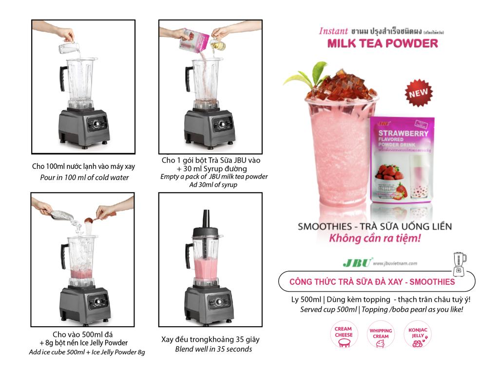 công-thức-pha-trà-sữa-uống-liền-smoothies