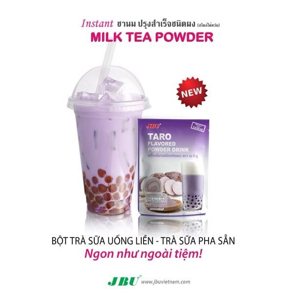 bột-trà-sữa-pha-sẵn-vị-khoai-môn-taro-instant-milk-tea-powder
