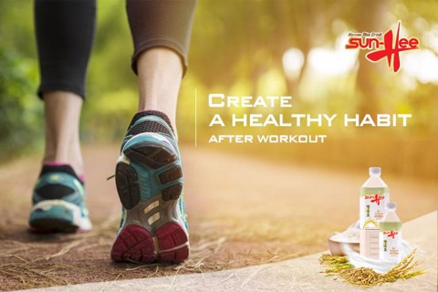 CREATE THE HABIT THAT HEALTHY AFTER THE PROBLEMS