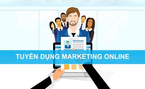 Nhân Viên Marketting Online