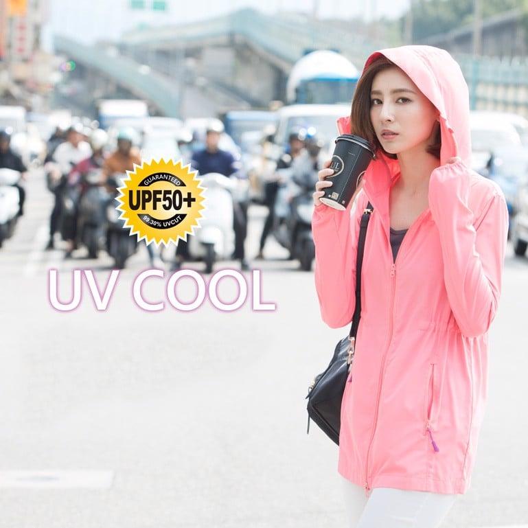 Áo chống nắng nữ UV100 71018