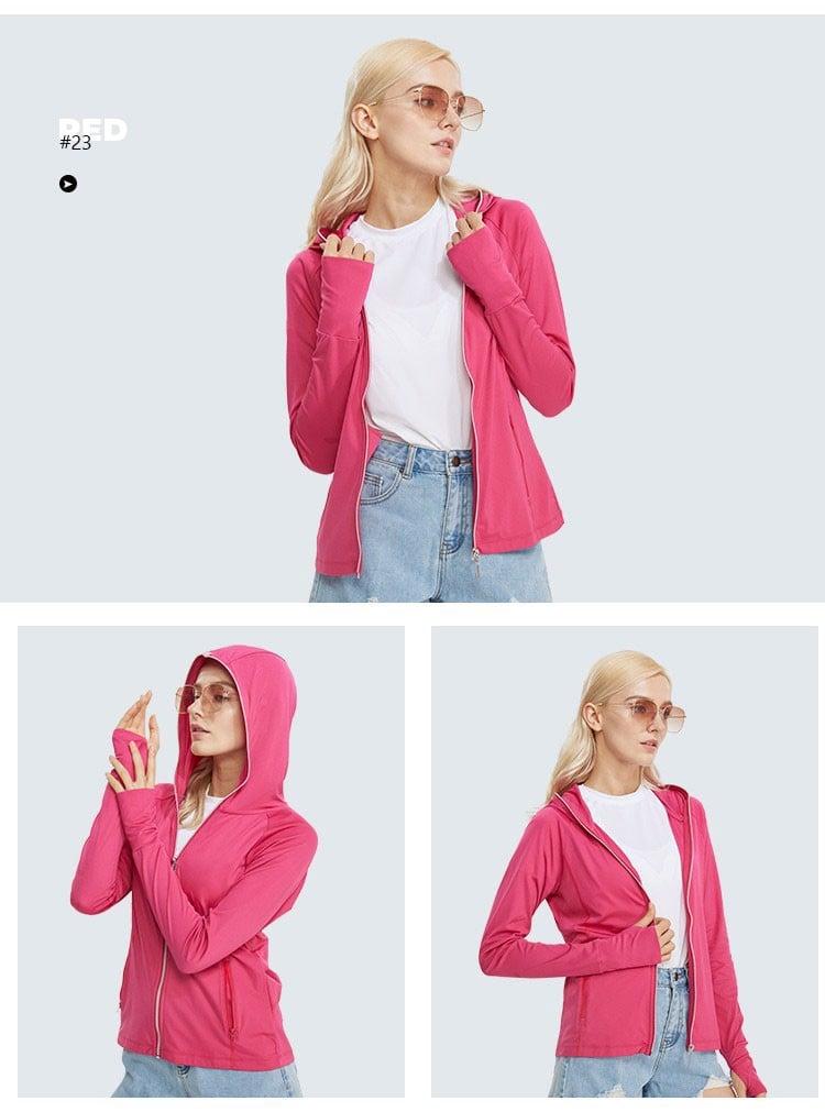 Màu sắc của áo chống nắng UV100 AA91063