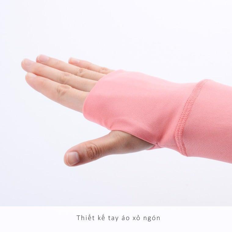 Áo chống nắng trẻ em UV100 AA91055