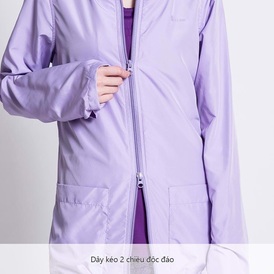 Chi tiết áo chống nắng UV100 AA41181