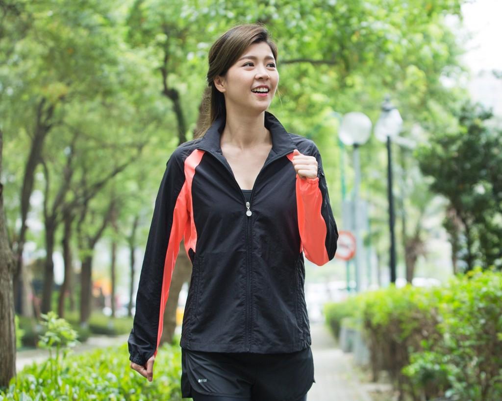 Áo khoác chống nắng nữ UV100 AD61031