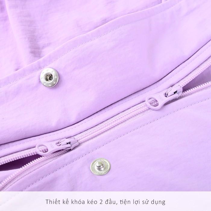 Áo khoác chống nắng nữ UV100 AA20001