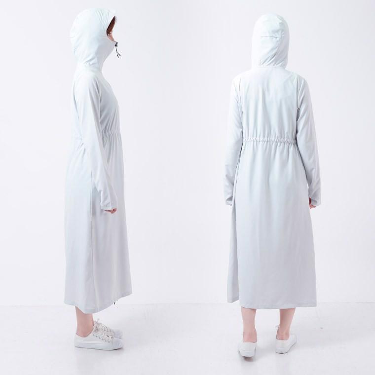 Áo khoác chống nắng toàn thân UV100 AL 91056