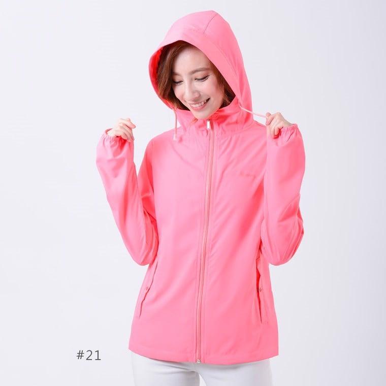 Áo khoác chống nắng nữ UV100 AA91059
