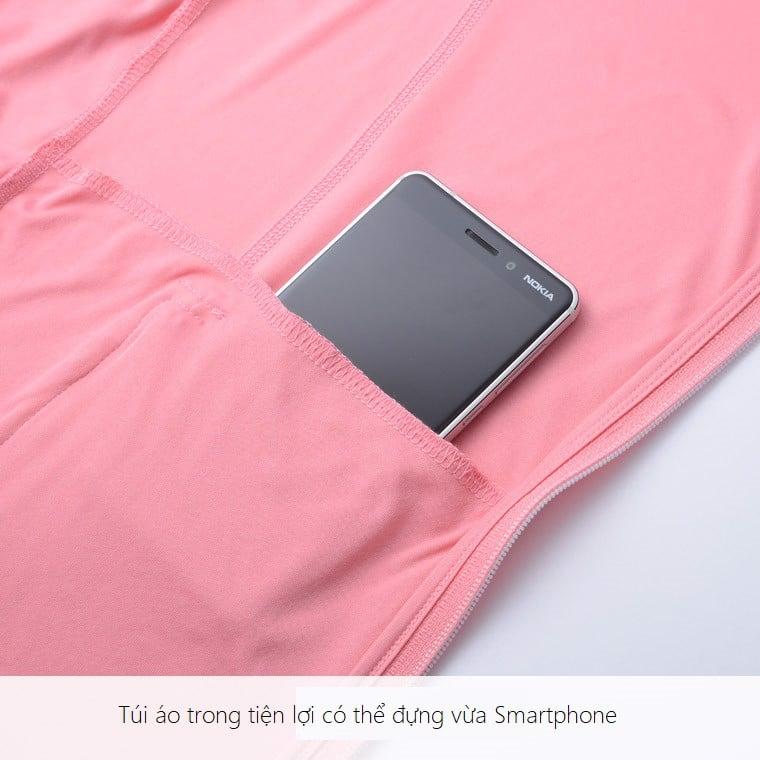 Áo chống tia UV nữ UV100 AA 91063