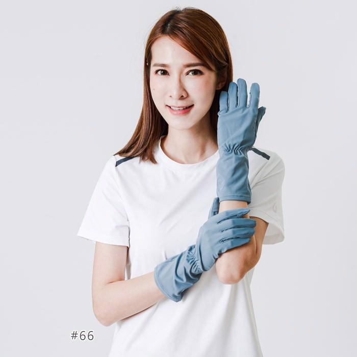 Màu sắc Găng tay ngắn chống nắng nữ Uv100 KC21346