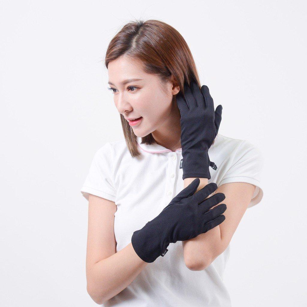Găng tay chống nắng nữ Uv100 KC91333