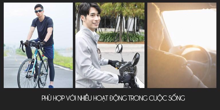 Găng tay chống nắng UV100 KC91343