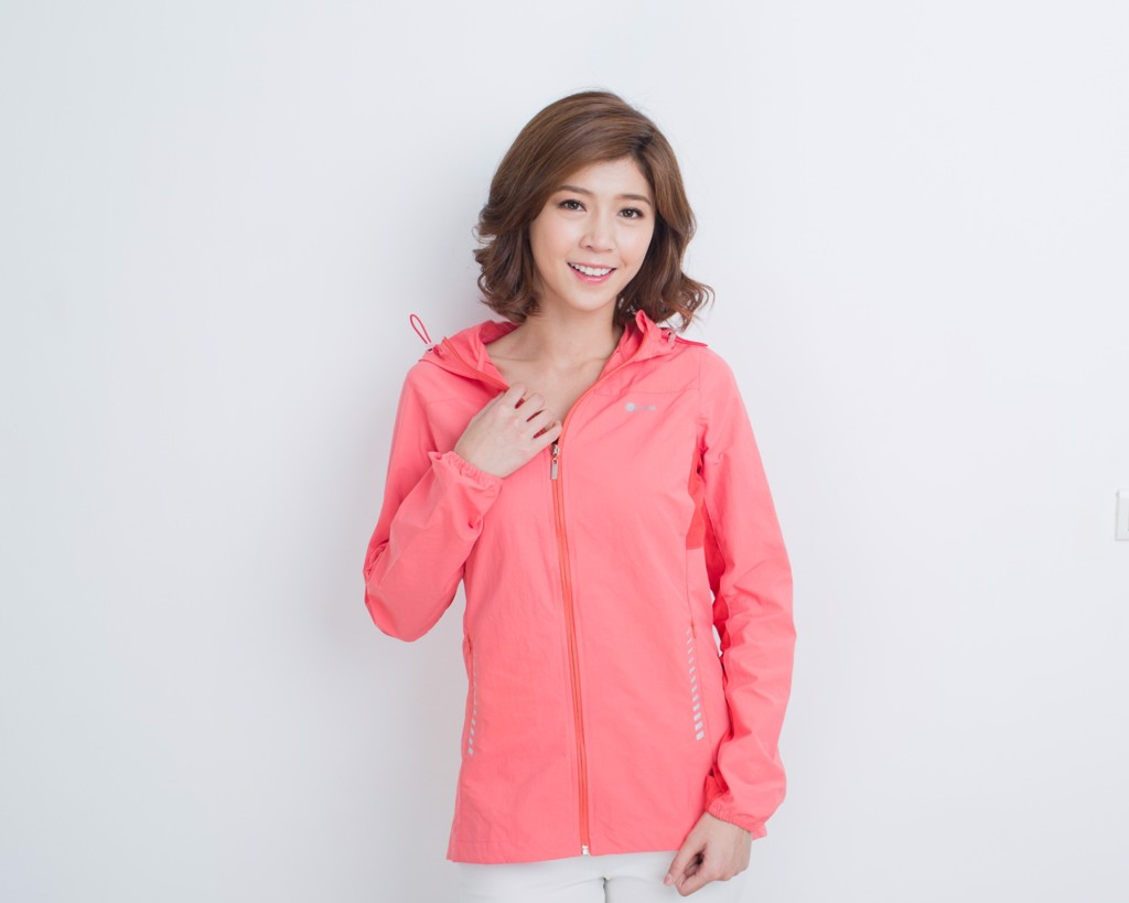 Áo khoác chống tia UV nữ UV100 AA71048