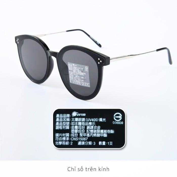 Kính UV400 chống tia UV OB 20309