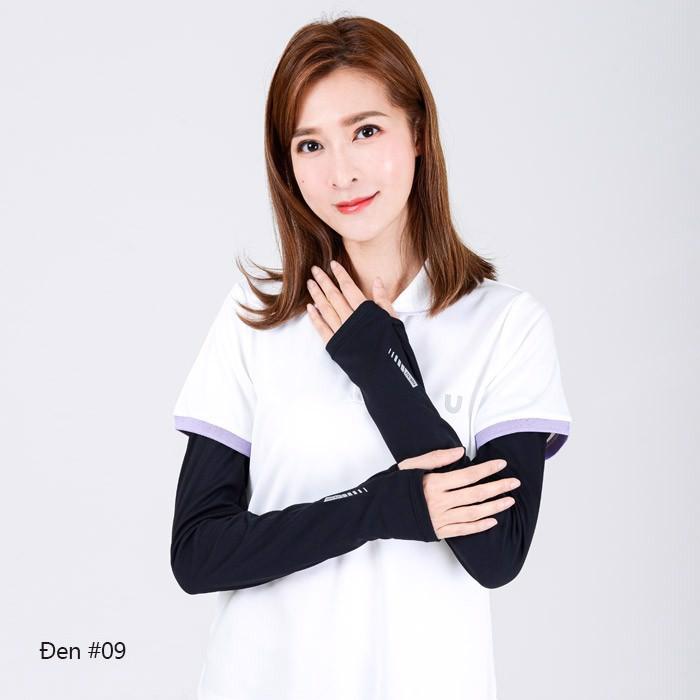 Màu sắc ống tay áo chống nắng UV100 KB21302