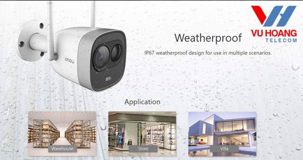 Camera IP Wifi 2.0MP IPC-G26EP-IMOU - 3