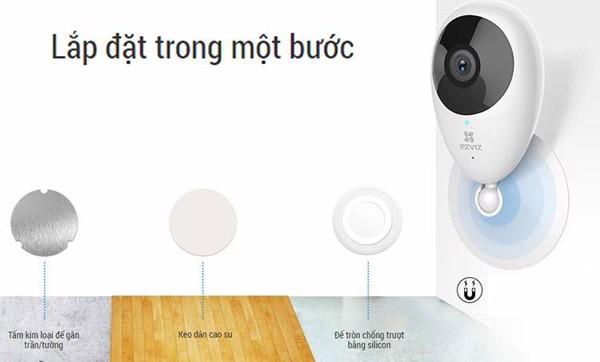 Camera IP Wifi HD1080P EZVIZ C2C Panoramic