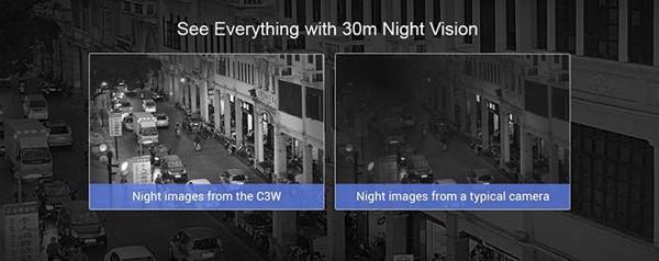 Camera Wifi 2MP EZVIZ C3WN -2