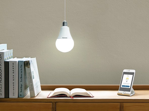 Bóng đèn LED kết nối Wifi Kawsan 1