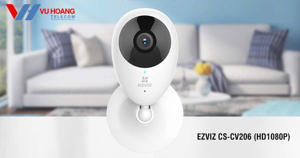 Camera Wifi EZVIZ CS-CV206 (HD1080P)