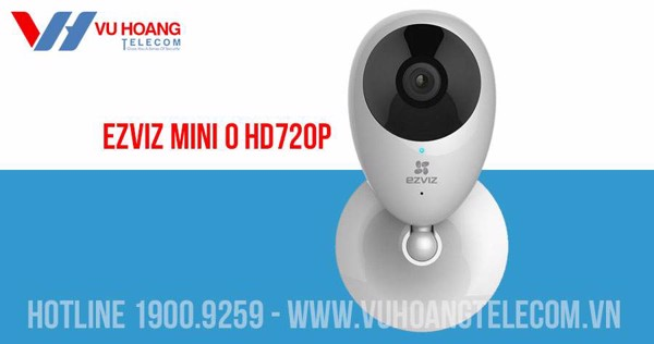 Camera Wifi EZVIZ Mini O HD720P